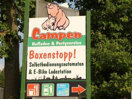 Hofladen Campen