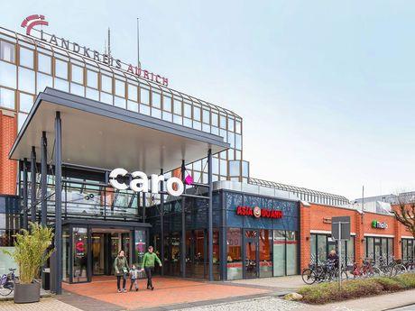 Einkaufscenter CARO