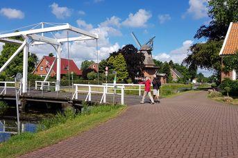 Friesenroute Kurztrip Binnenland