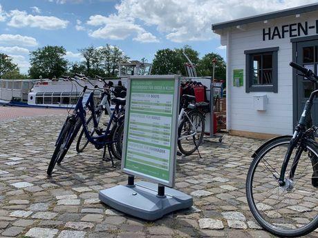 Ostfriesland per Rad entdecken