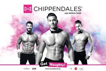 Chippendales -  verlegt auf den 19.11.2022