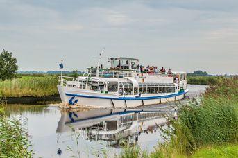 Tour 2, Schiffsausflug MS Stadt Aurich